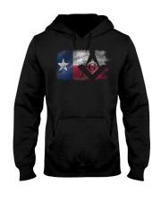 Texas Freemasons Hooded Sweatshirt tile