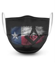 Texas Freemasons Masks tile