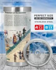The Structure of Freemasonry 20oz Tumbler aos-20oz-tumbler-lifestyle-front-49
