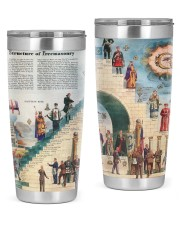 The Structure of Freemasonry 20oz Tumbler front