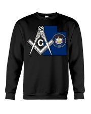 Utah Freemasons Crewneck Sweatshirt tile