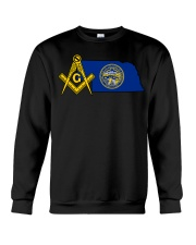 Nebraska Freemasons Crewneck Sweatshirt tile