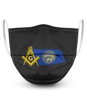 Nebraska Freemasons Masks tile