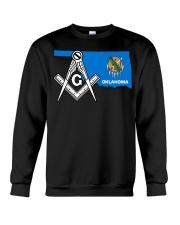 Oklahoma Freemasons Crewneck Sweatshirt tile