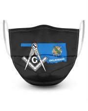 Oklahoma Freemasons Masks tile