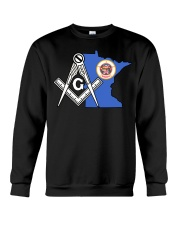 Minnesota Freemasons Crewneck Sweatshirt tile