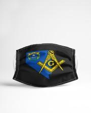 Nevada Freemasons Cloth face mask aos-face-mask-lifestyle-22