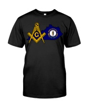 Kentucky Freemasons Classic T-Shirt front