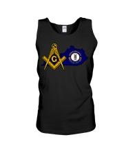 Kentucky Freemasons Unisex Tank tile