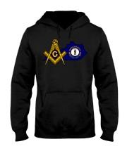 Kentucky Freemasons Hooded Sweatshirt tile
