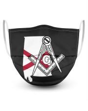 Alabama Freemasons Masks tile