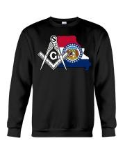 Missouri Freemasons Crewneck Sweatshirt tile