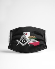California Freemasons Cloth face mask aos-face-mask-lifestyle-22