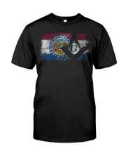 Missouri Freemasons Classic T-Shirt front