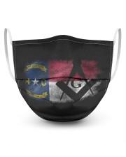 North Carolina Freemasons Masks tile
