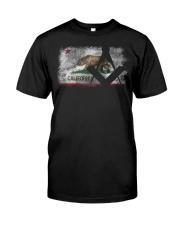 California Freemasons Classic T-Shirt front