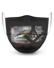 California Freemasons Masks tile