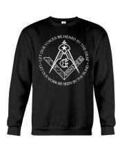 Proud To Be A Freemason Crewneck Sweatshirt tile