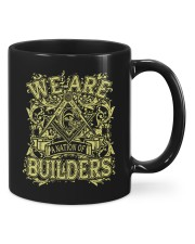 We Are A Nation Of Builders Mugs tile