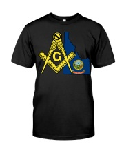 Idaho Freemasons Classic T-Shirt front