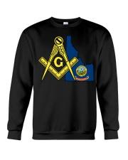 Idaho Freemasons Crewneck Sweatshirt tile