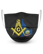 Idaho Freemasons Masks tile