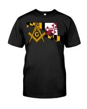 Maryland Freemasons Classic T-Shirt front