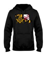 Maryland Freemasons Hooded Sweatshirt tile