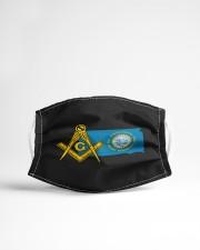 South-Dakota Freemasons Cloth face mask aos-face-mask-lifestyle-22