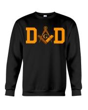 Masonic Dad Crewneck Sweatshirt tile