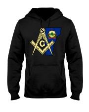 Vermont Freemasons Hooded Sweatshirt tile