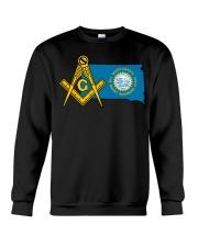 South-Dakota Freemasons Crewneck Sweatshirt tile