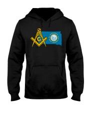 South-Dakota Freemasons Hooded Sweatshirt tile