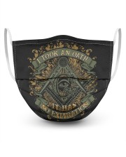 I Took An Oath It Has No Expiration Date Masks tile