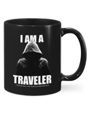I Am A Traveler Mugs tile