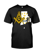 Rhode Island Freemasons Classic T-Shirt front