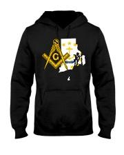 Rhode Island Freemasons Hooded Sweatshirt tile