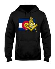Colorado Freemasons Hooded Sweatshirt tile