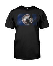 Virginia Freemasons Classic T-Shirt front