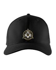 Bevelled Square and Compass Embroidered Hat tile