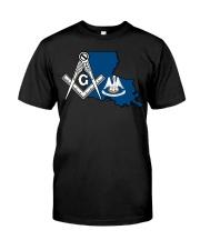 Louisiana Freemasons Classic T-Shirt front