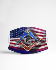 USA Freemasons Cloth face mask aos-face-mask-lifestyle-22