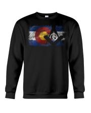 Colorado Freemasons Crewneck Sweatshirt tile