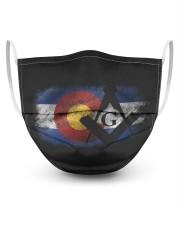 Colorado Freemasons Masks tile