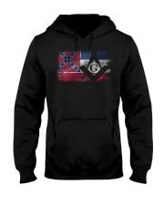 Mississippi Freemasons Hooded Sweatshirt tile