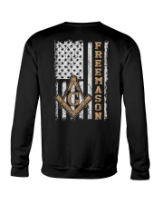 Freemason Flag Crewneck Sweatshirt tile