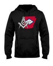 Arkansas Freemasons Hooded Sweatshirt tile