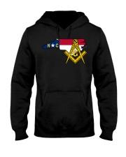 North Carolina Freemasons Hooded Sweatshirt tile