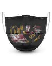 Maryland Freemasons Masks tile