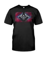 Arkansas Freemasons Classic T-Shirt front